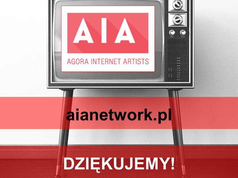 18 DZIĘKUJEMY! aianetwork.pl