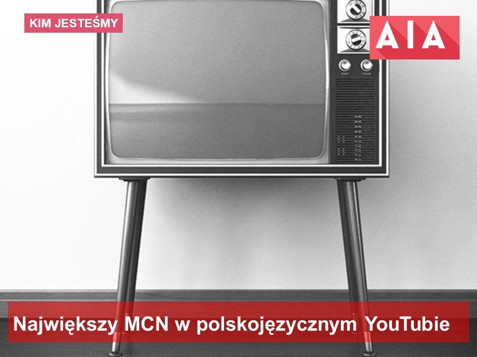 8 KIM JESTEŚMY Największy MCN w polskojęzycznym YouTubie
