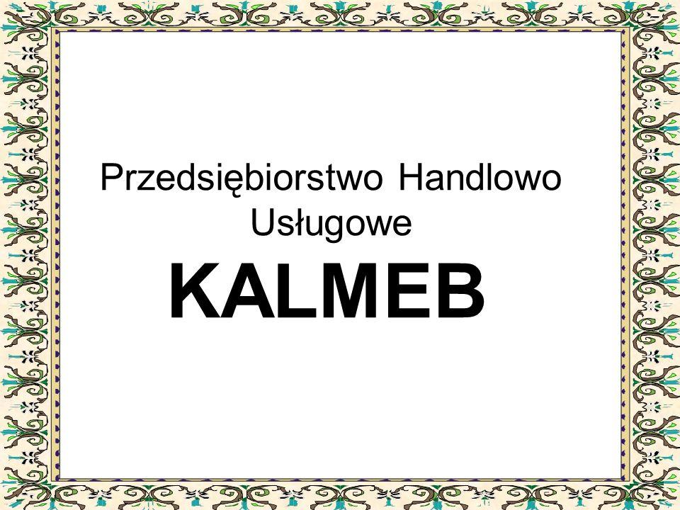 Przedsiębiorstwo Handlowo Usługowe KALMEB