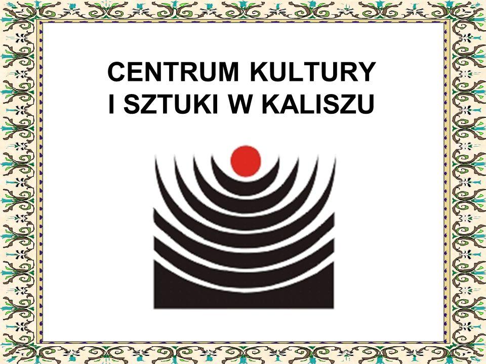 CENTRUM KULTURY I SZTUKI W KALISZU