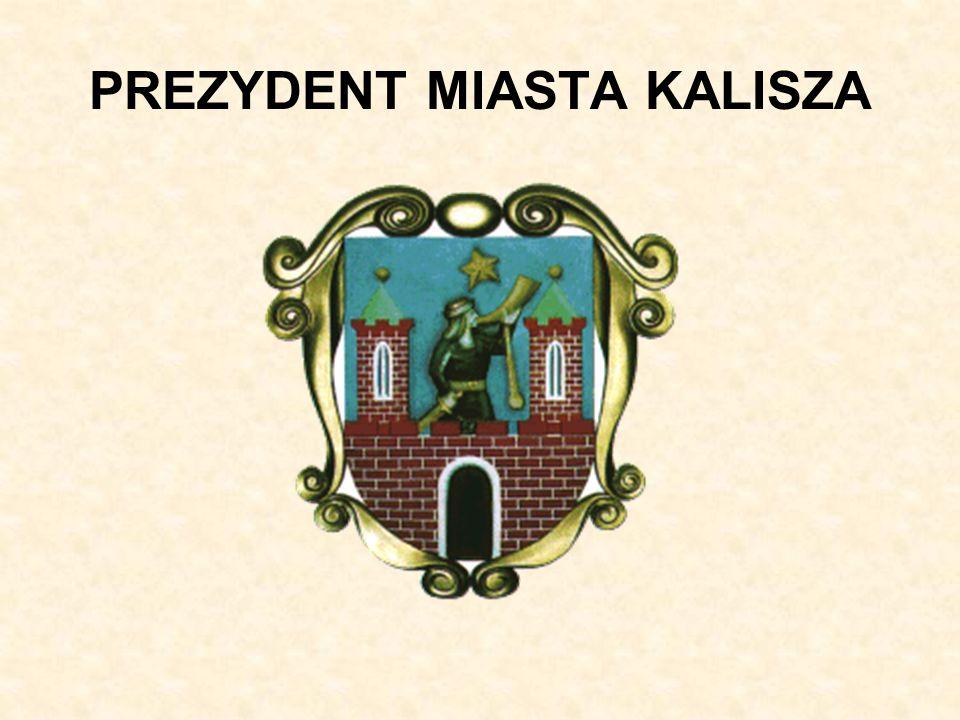 PREZYDENT MIASTA KALISZA