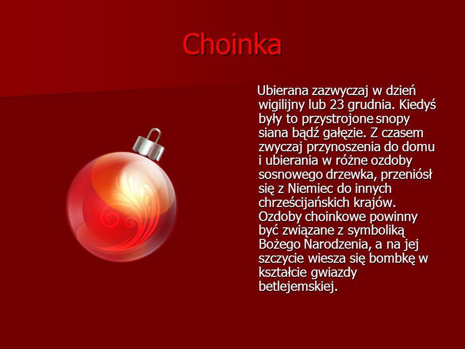 Choinka c.d.