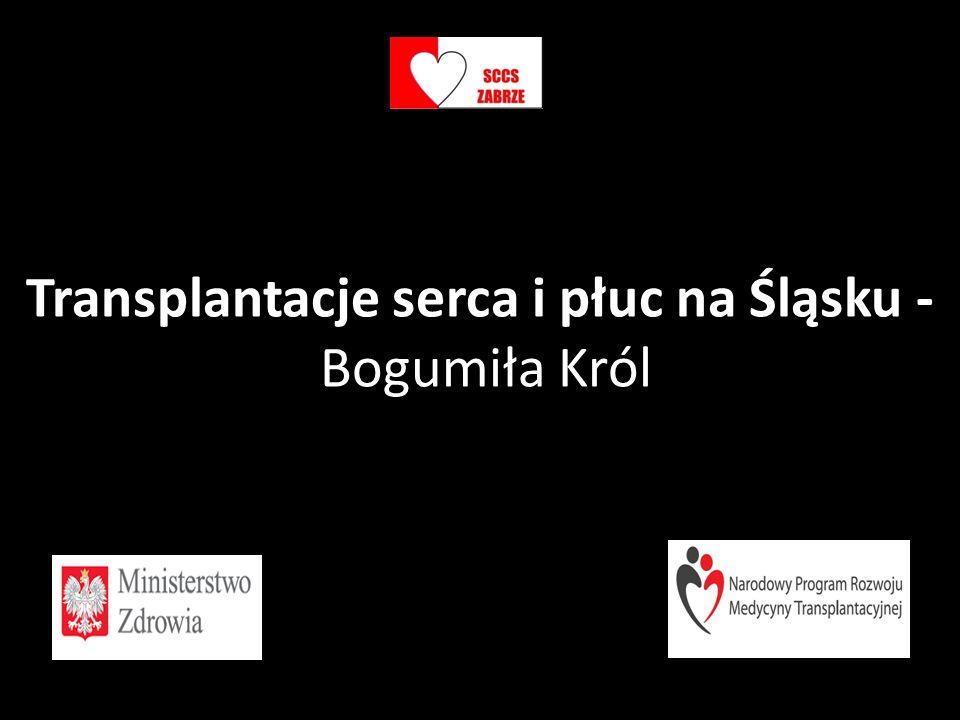 Program konferencji: Transplantacja narządów szansą dla chorych i medycyny – dr hab. med. Jerzy Pacholewicz, Prof. dr hab. n med. Marian Zembala, Śląs