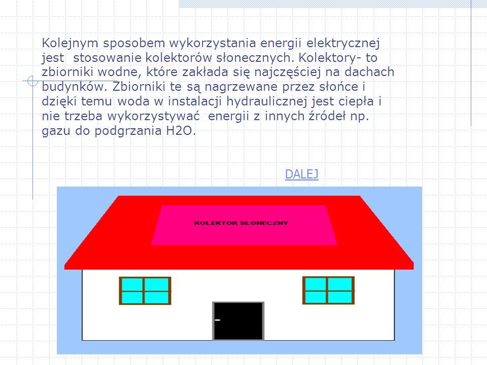 Oto jak powinien wyglądać budynek który chociaż po części wykorzystuje energię słoneczną. Do tak skonstruowanego budynku promienie słoneczne wpadają n