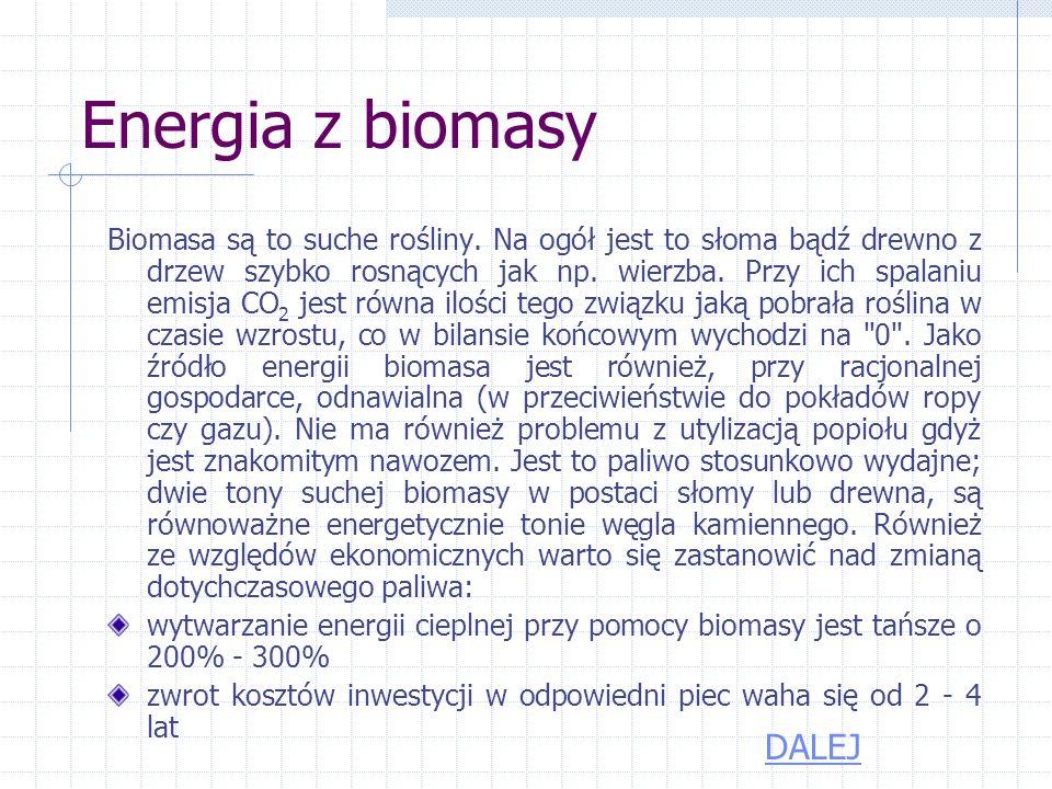 Schemat działania pompy ciepła zimą i latem RODZAJE ENERGII