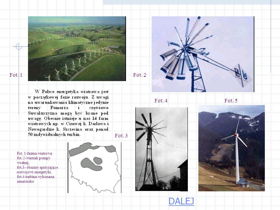 Energia wiatru Rozwiązanie takie zawiera: tarczę wirnika (rotora) lub łopatki wirnika, które pozwalają energii wiatru poruszać obrotowym trzonem wiatr