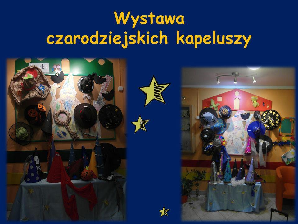 Wystawa czarodziejskich kapeluszy