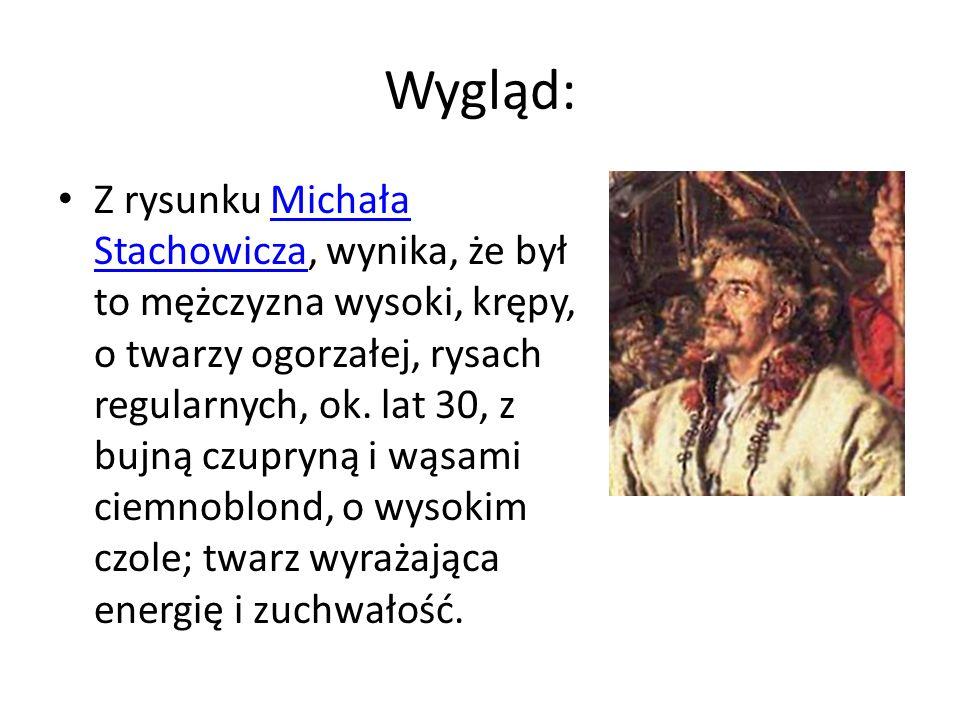 Miejsce spoczynku: Pochowany został najprawdopodobniej w kościele NMP w Kielcach, 9 czerwca. Świadczy o tym notatka w księdze zmarłych, dokonana przez