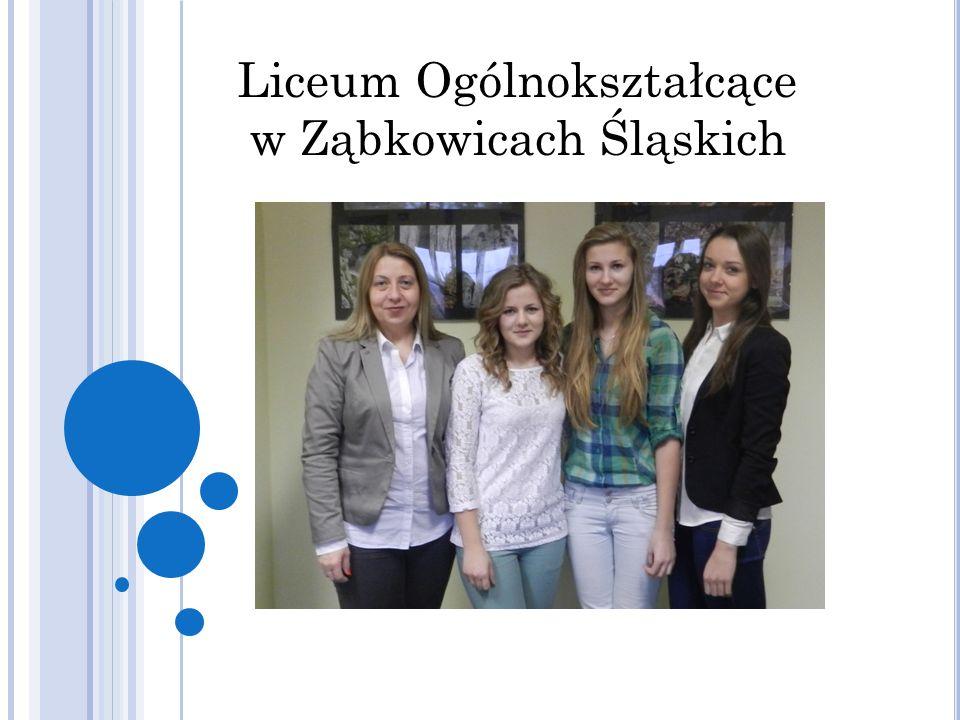 Liceum Ogólnokształcące w Ząbkowicach Śląskich
