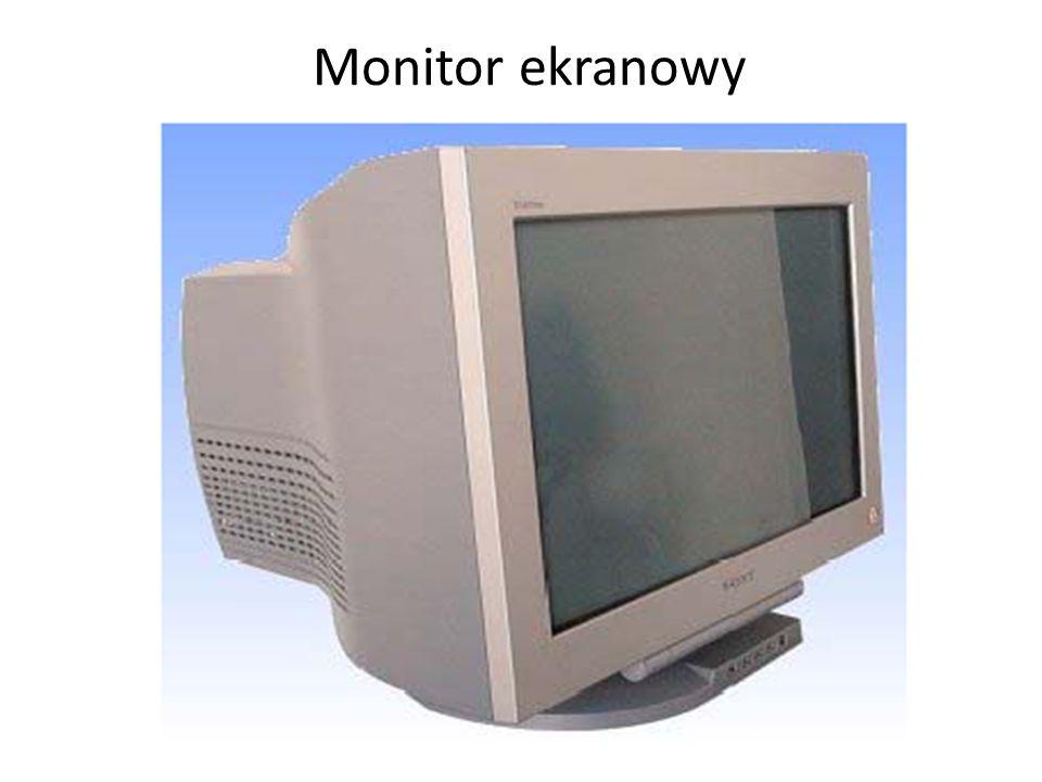 Monitor ekranowy