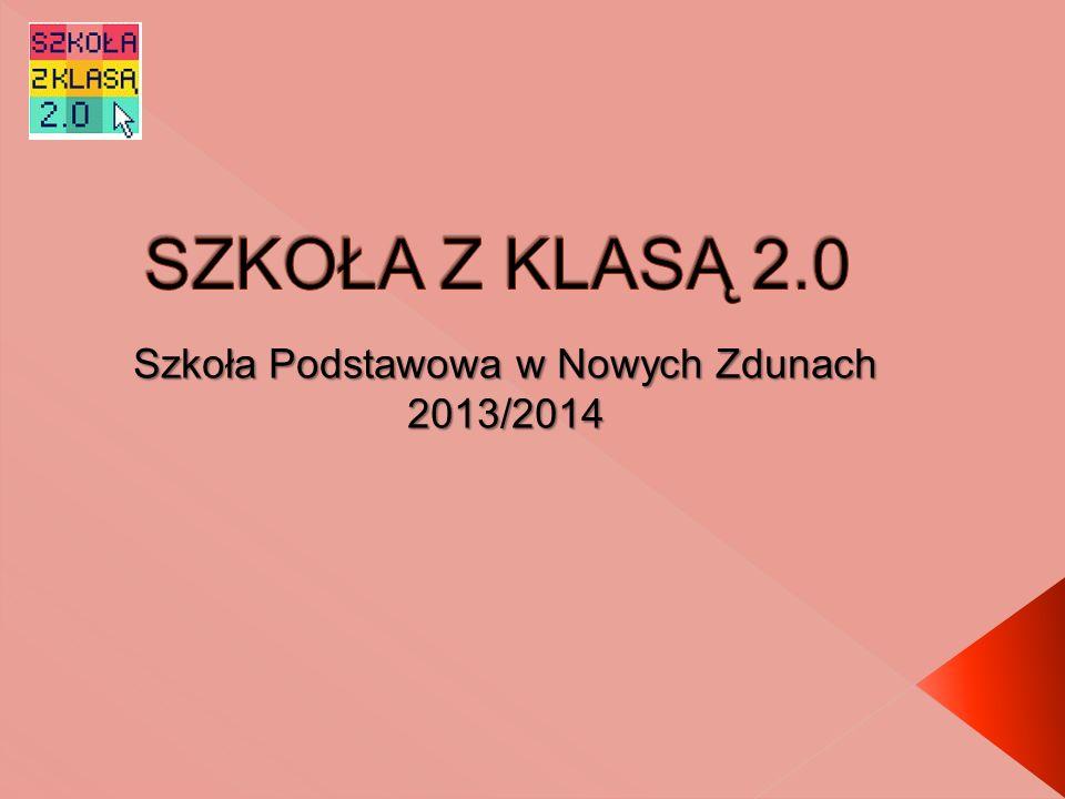 Szkoła Podstawowa w Nowych Zdunach 2013/2014