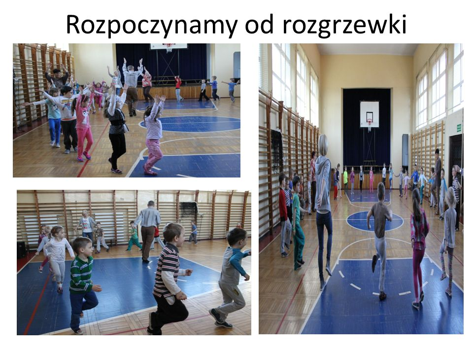 Drugi tydzień marca był w naszym przedszkolu Tygodniem Sportu.