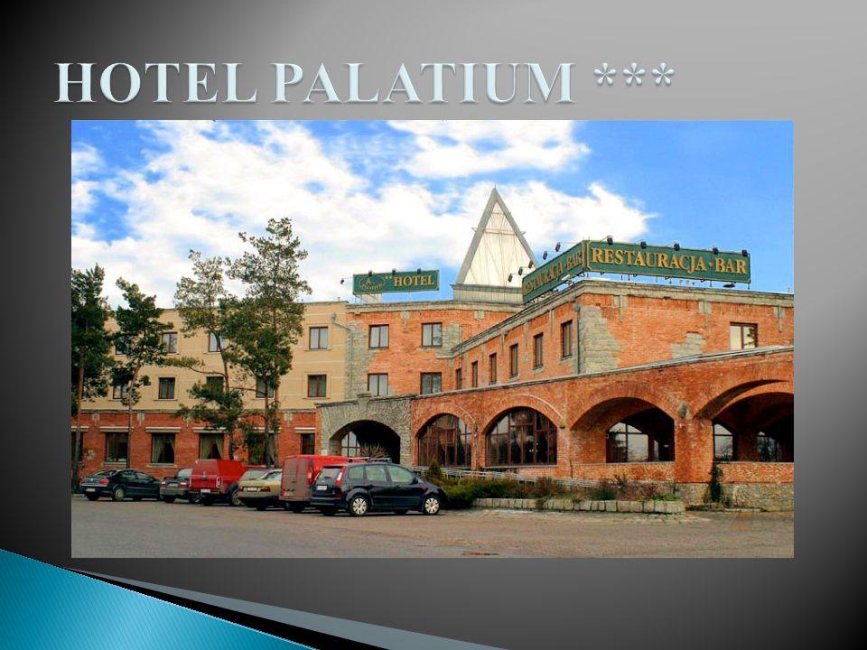 Hotel KOT ** 96-321 Żabia Wola, Siestrzeń, ul.Rozalińska 9 tel/fax: (22) 729 91 86 automat tel.