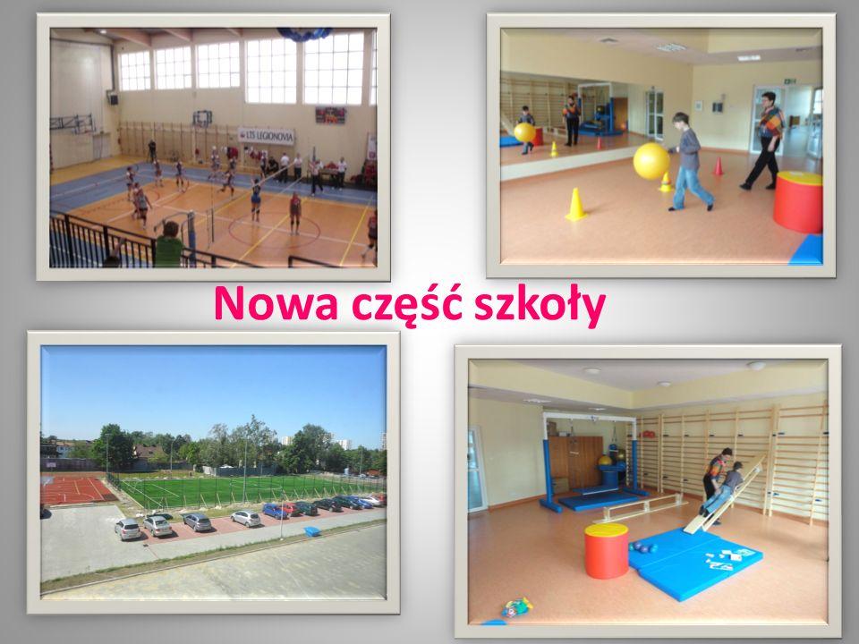 Nowa część szkoły