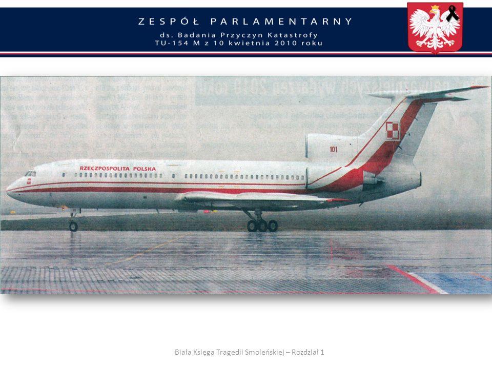 Tuska Rząd Donalda nie zapewnił Polsce bezpiecznych samolotów dla VIP-ów i uzależnił ją od sprzętu poradzieckiego Biała Księga Tragedii Smoleńskiej – Rozdział 1