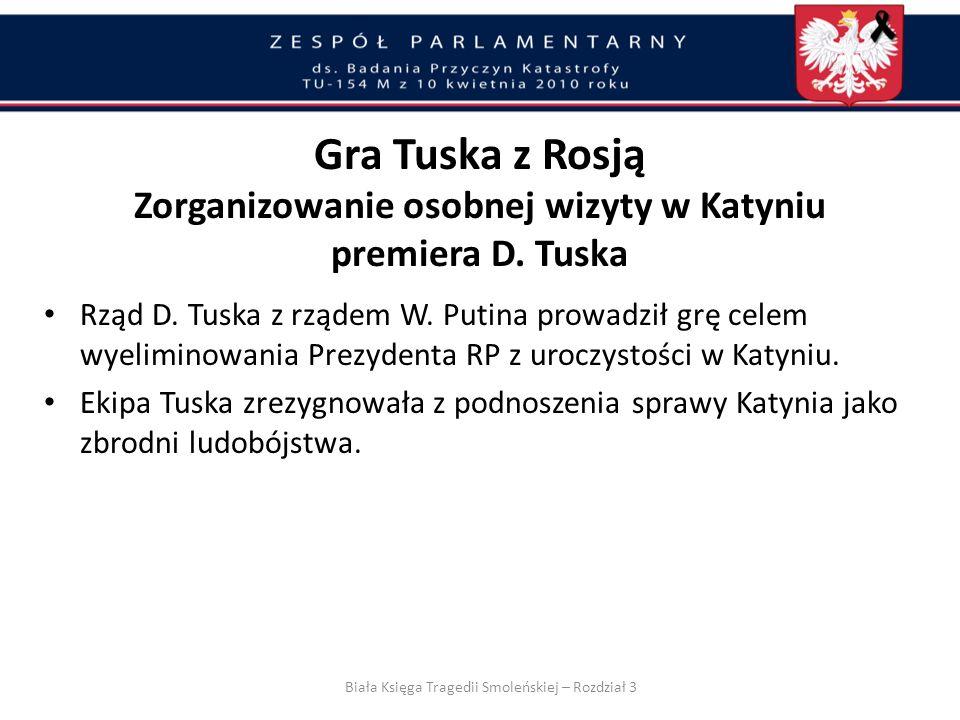 Dmitrij Polanski, radca ambasady Rosji w Warszawie: w kwietniu oba kraje czekają wspólne uroczystości w Katyniu. Inessa Jażborowska, członkini Polsko-