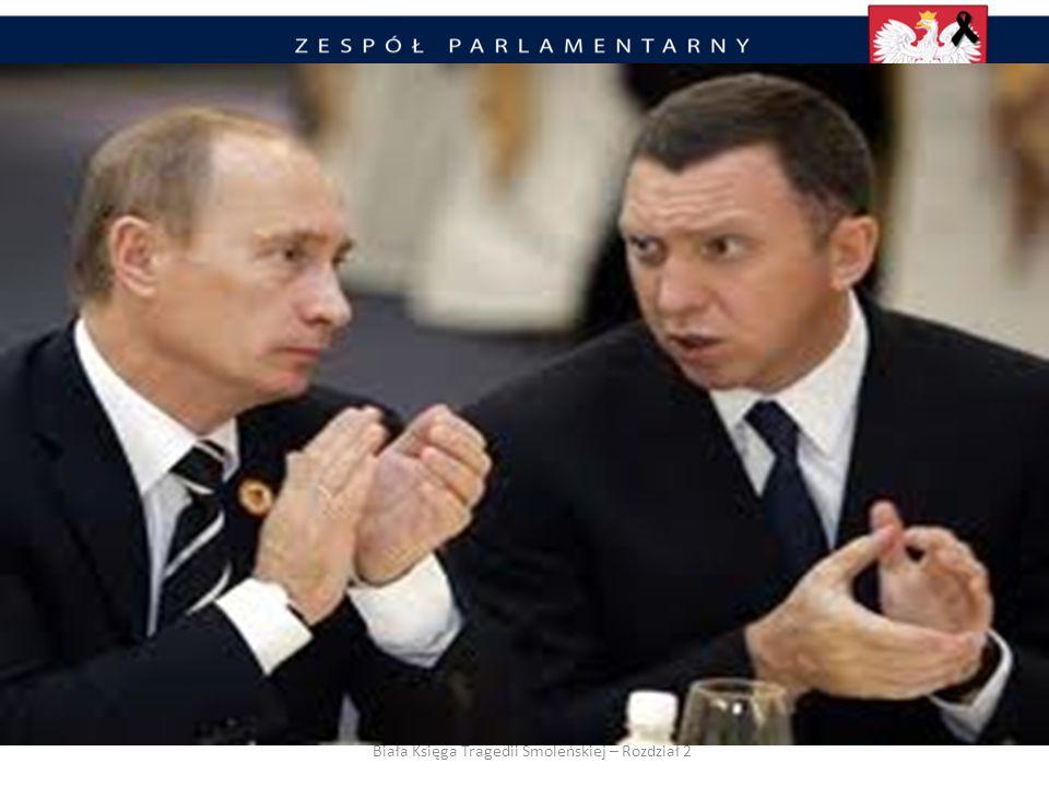 Oddanie śledztwa organom Federacji Rosyjskiej i utrudnianie postępowania wyjaśniającego Premier D.