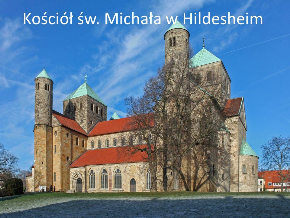 Kościół św. Michała w Hildesheim