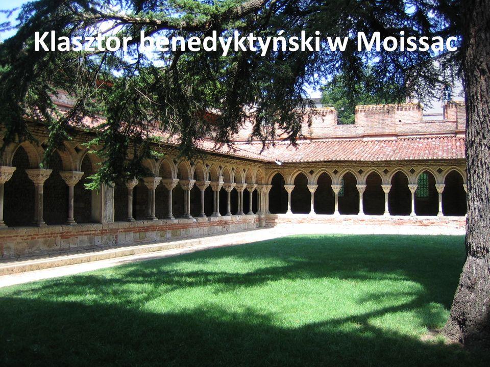Klasztor benedyktyński w Moissac