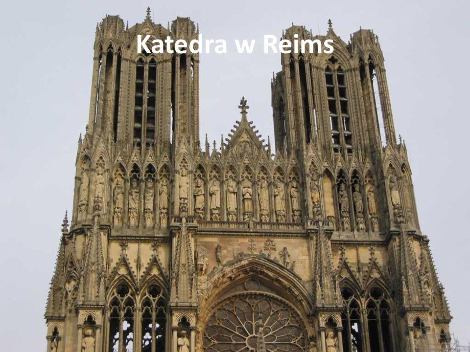 Katedra w Reims