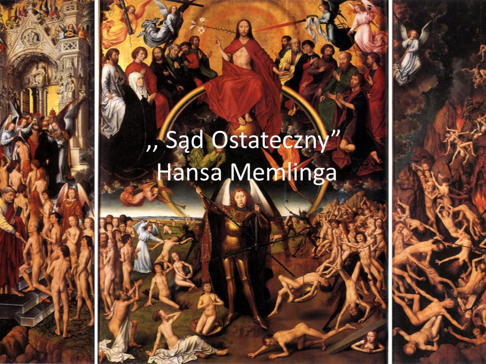 ,, Sąd Ostateczny Hansa Memlinga