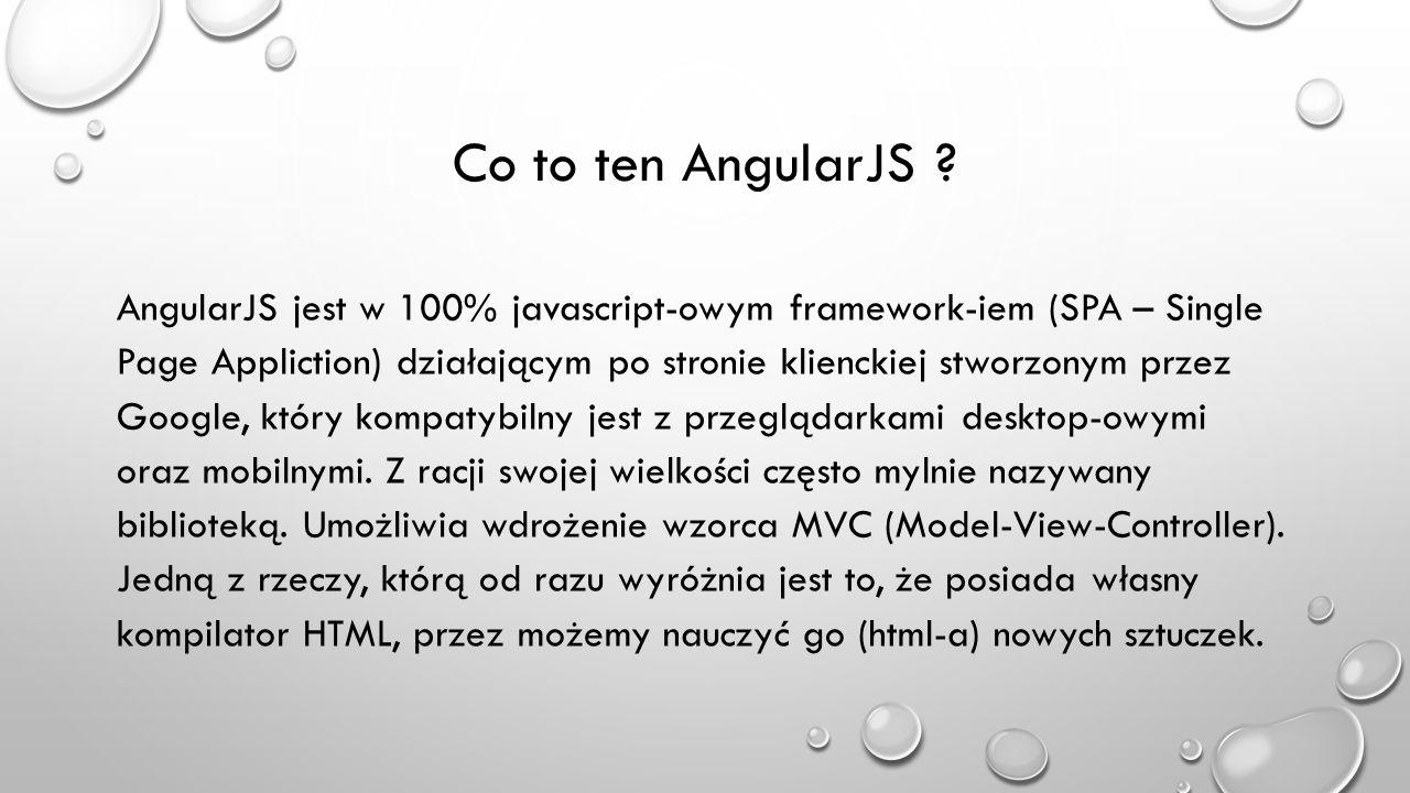 STRUKTURA DUŻEGO PROJEKTU ANGULARJS root-app-folder index.html scripts controllers main.js...