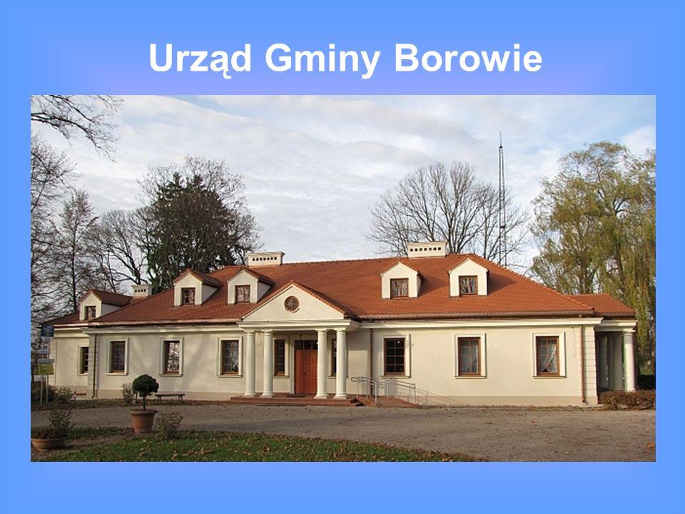 Urząd Gminy Borowie