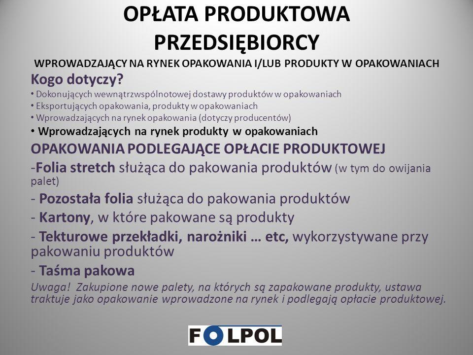 FOLPOL – oferta Zgodnie z posiadanym zezwoleniem firma FOLPOL może przejąć od wytwórcy odpadów obowiązek gospodarowania odpadami. Jesteśmy elastyczni