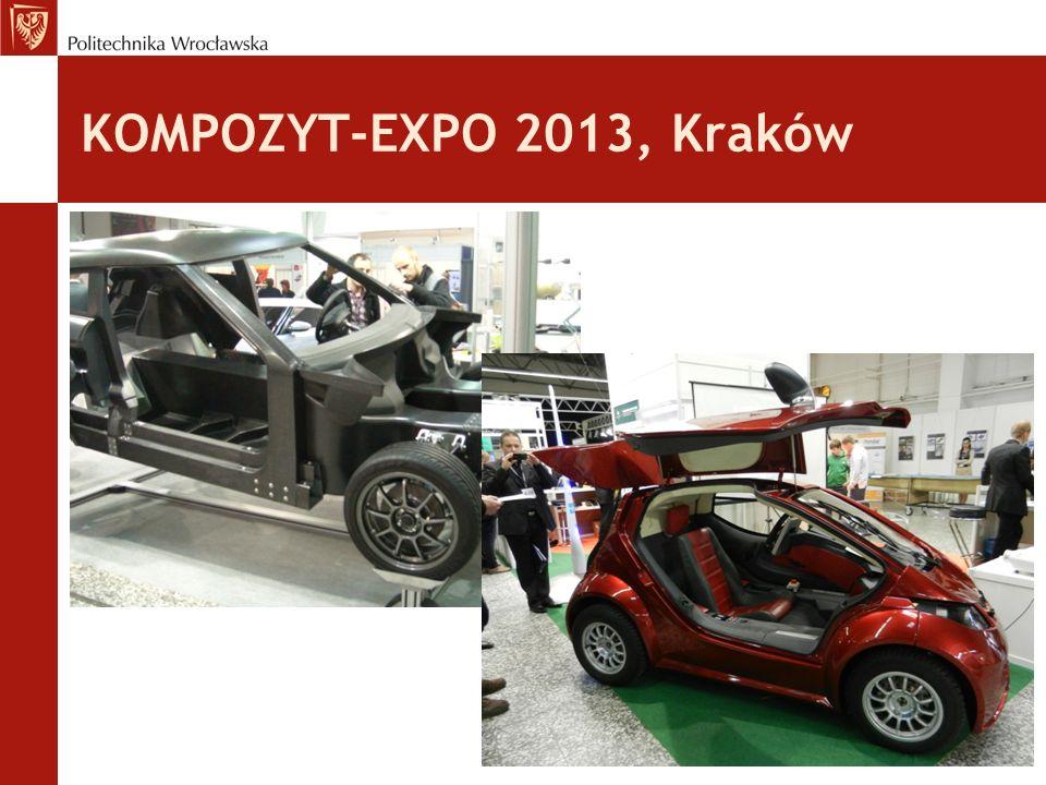 KOMPOZYT-EXPO 2013, Kraków