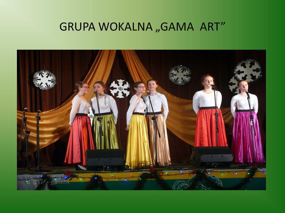 GRUPA WOKALNA GAMA ART