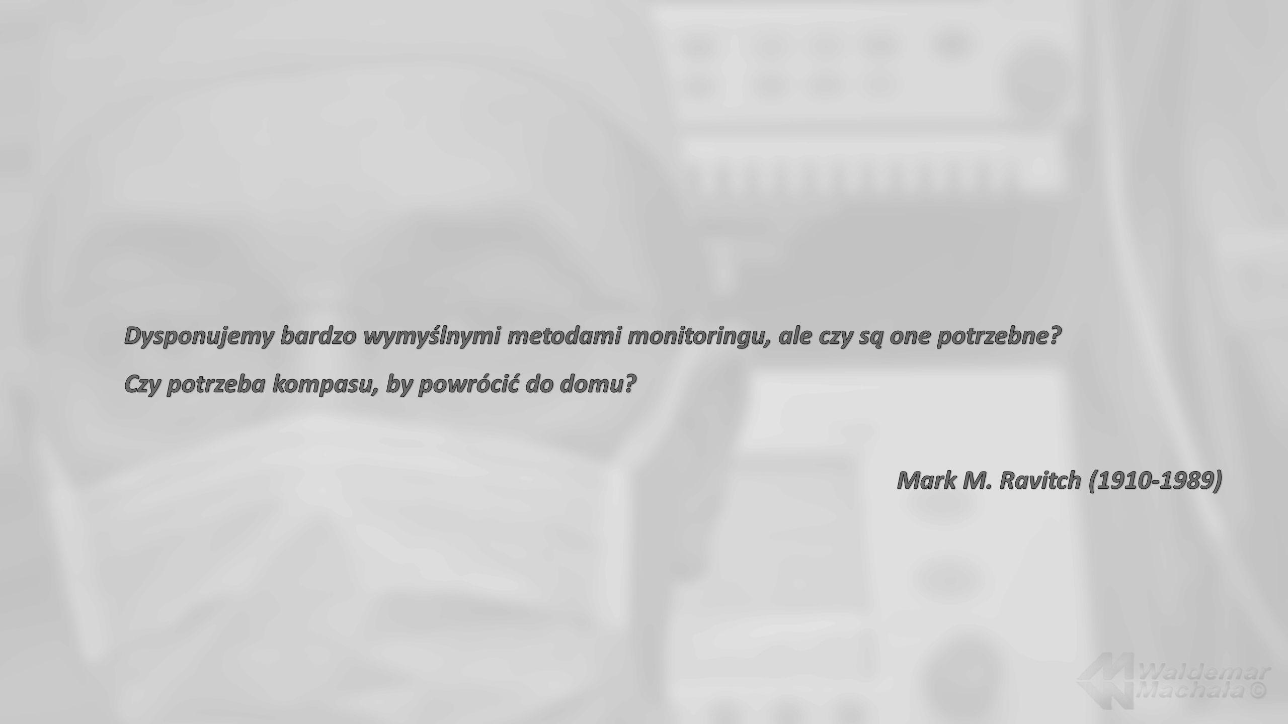 Waldemar Machała Monitorowanie analgosedacji.Jak optymalizować proces leczenia.