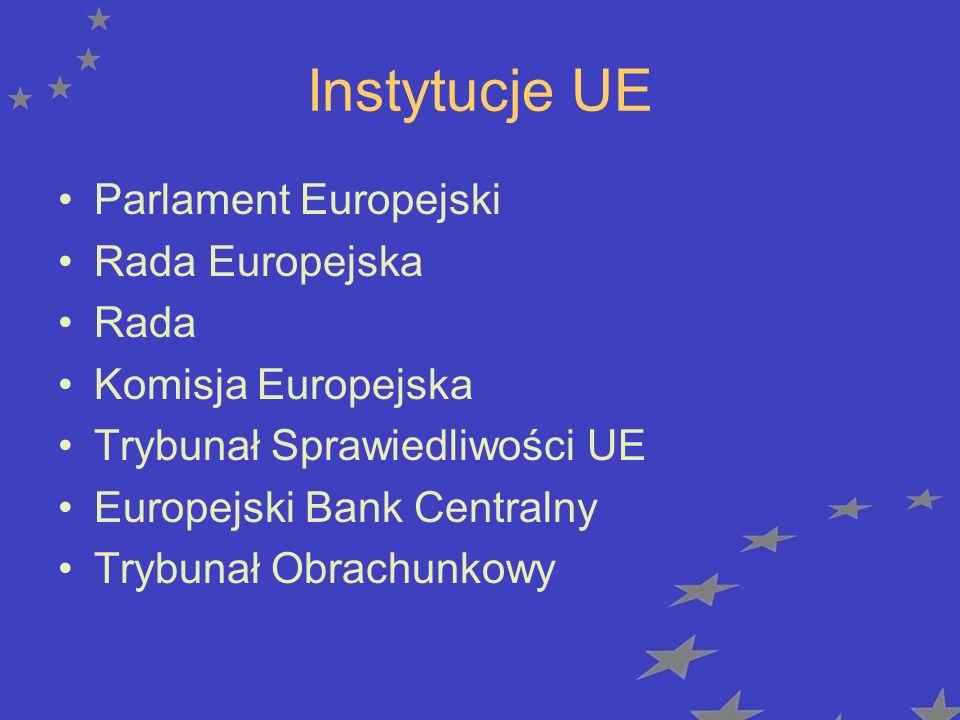 Ogólny zakres funkcji Parlamentu Europejskiego Parlament Europejski wraz z Radą pełnią funkcję prawodawczą oraz budżetową.