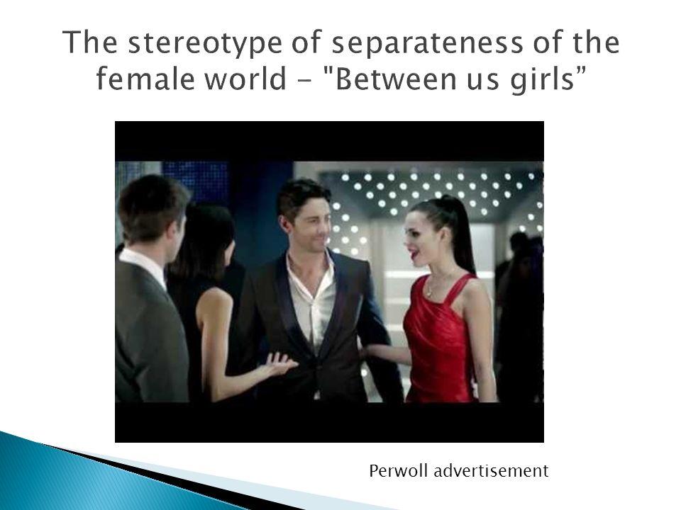 Perwoll advertisement