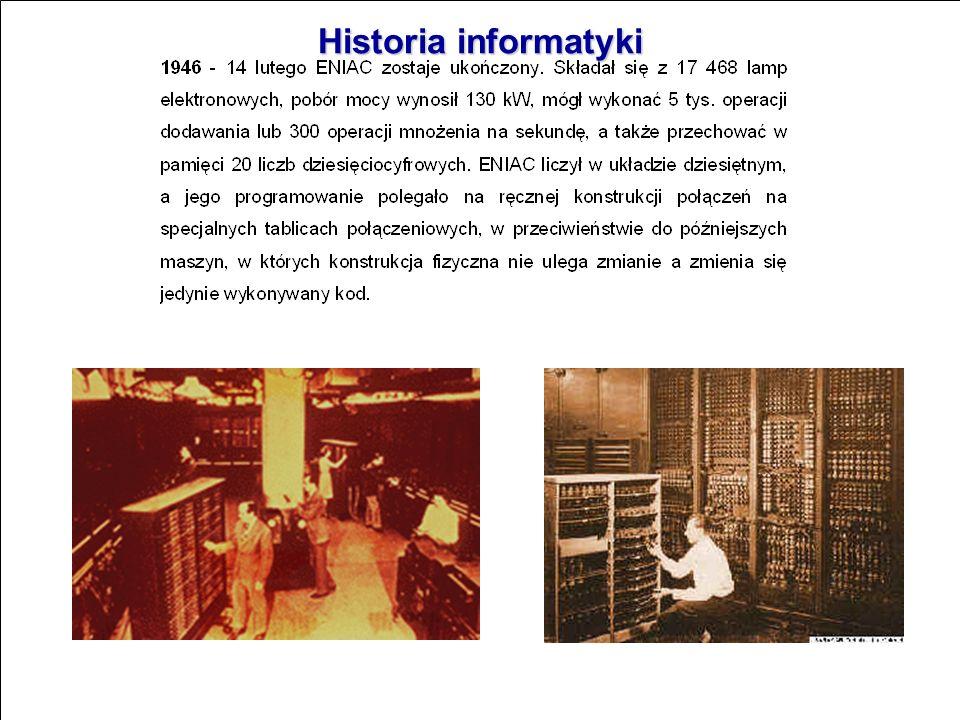 Podział pamięci Pamięć operacyjna komputera składa się z dwóch rodzajów pamięci: pamięci stałej ROM Pamięć ta służy tylko do odczytu to znaczy, że użytkownik może korzystać z danych zapisanych w tej pamięci, ale nie może nic w niej zmienić.