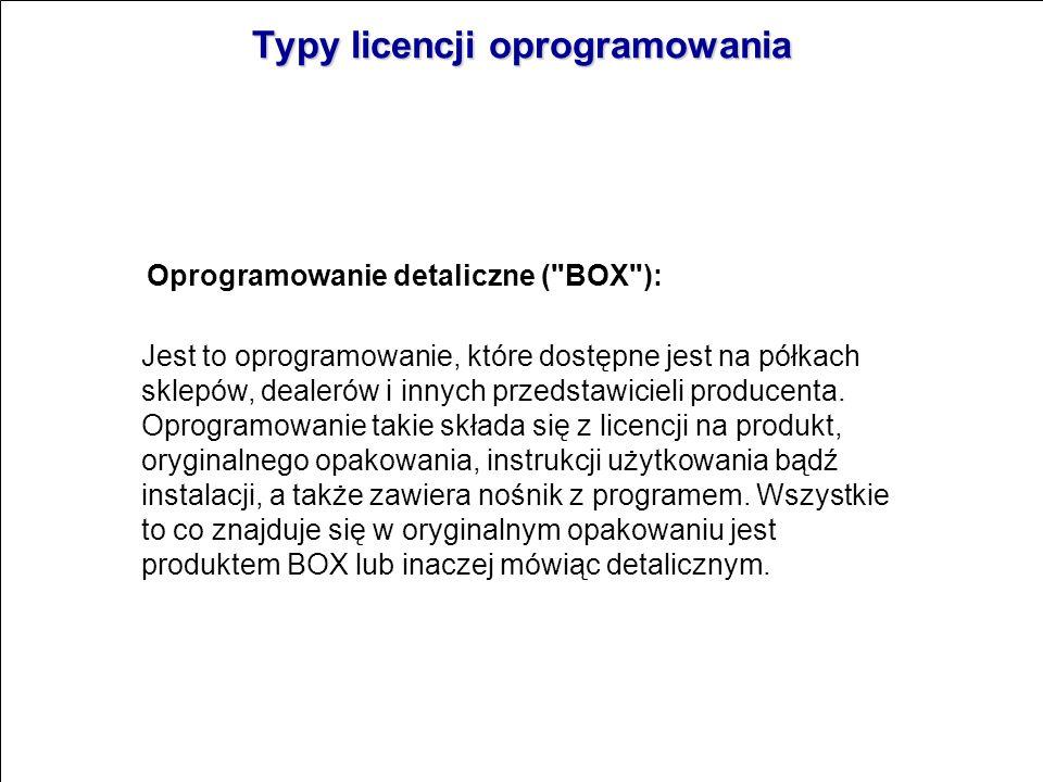 Legalność oprogramowania www.bsa.org