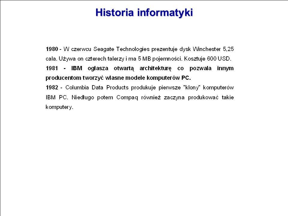 System operacyjny jest programem,który działa jako pośrednik miedzy użytkownikiem komputera a sprzętem komputerowym.