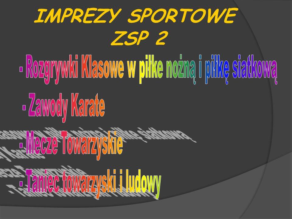 IMPREZY SPORTOWE ZSP 2