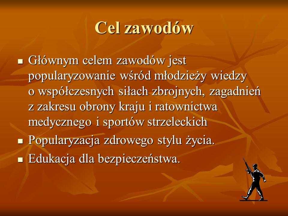 Finał centralny – 2013 O srebrne muszkiety W kat.chłopców woj.
