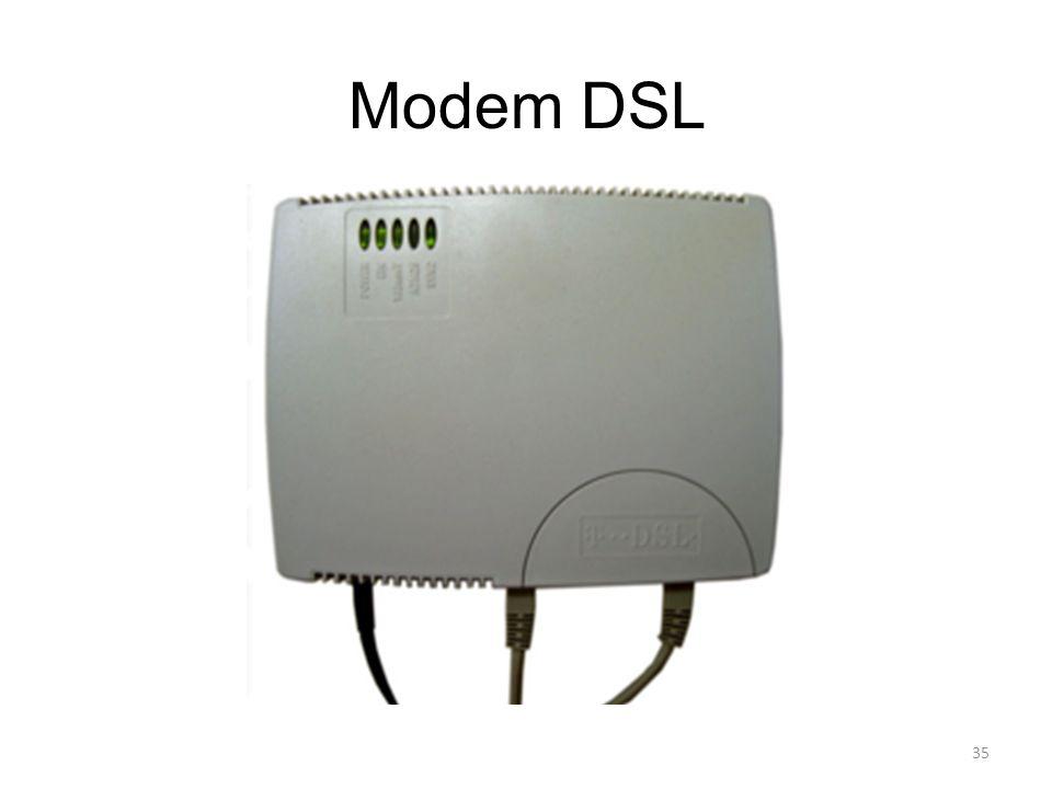 Modem DSL 35