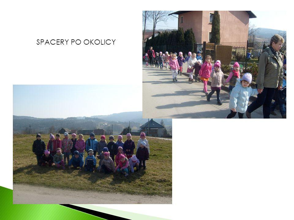 SPACERY PO OKOLICY