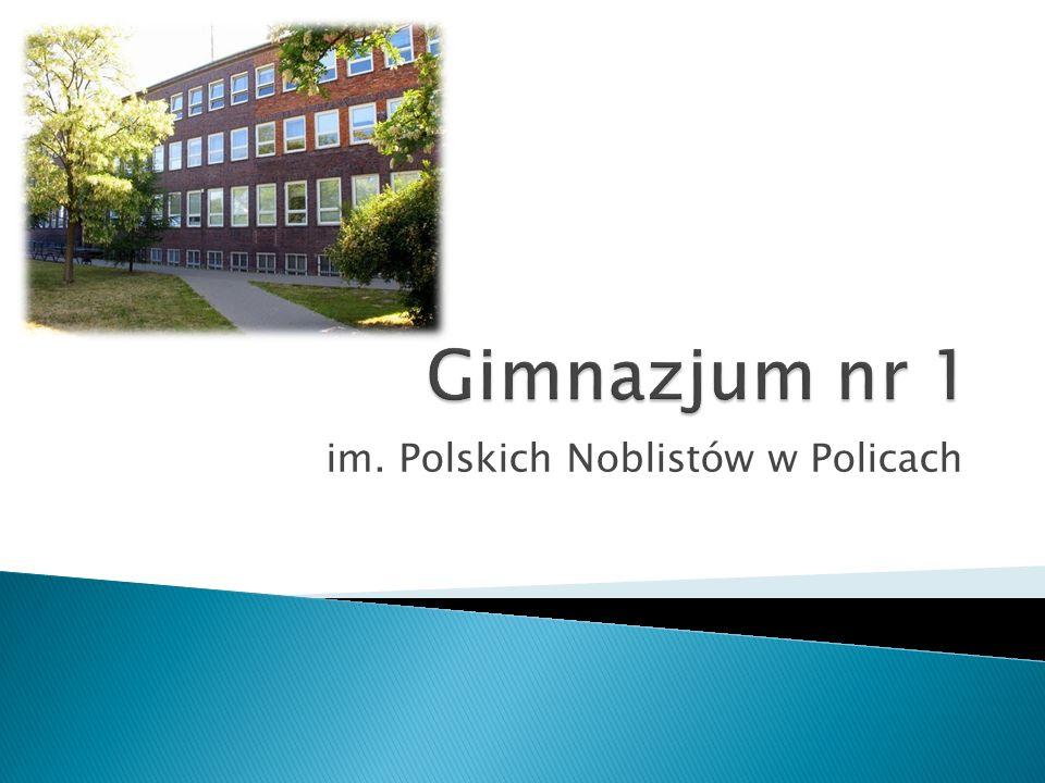 im. Polskich Noblistów w Policach