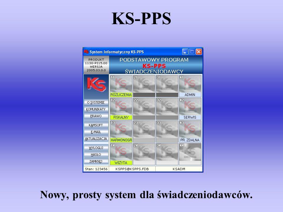 KS-PPS Nowy, prosty system dla świadczeniodawców.