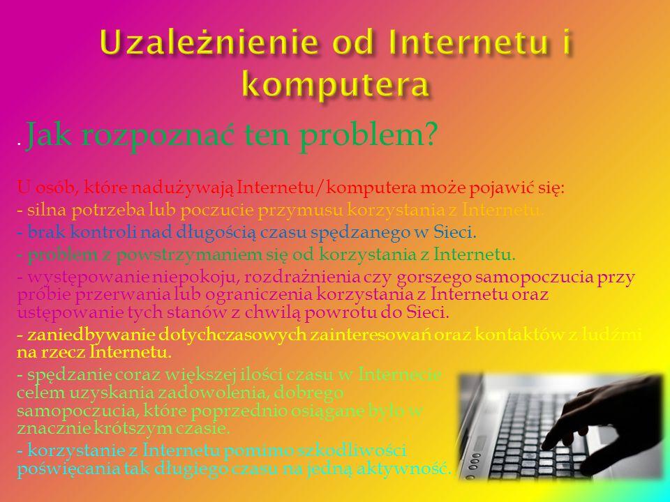 Zdarza się, że ktoś bez naszej wiedzy i zgody próbuje uzyskać dostęp do naszego komputera, konta, profilu czy bloga.Często chce w ten sposób uzyskać i przejąć informacje, które publikujemy lub przechowujemy.