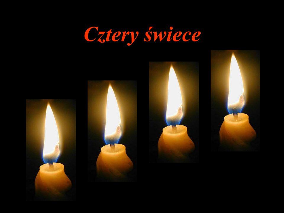 Cztery świece