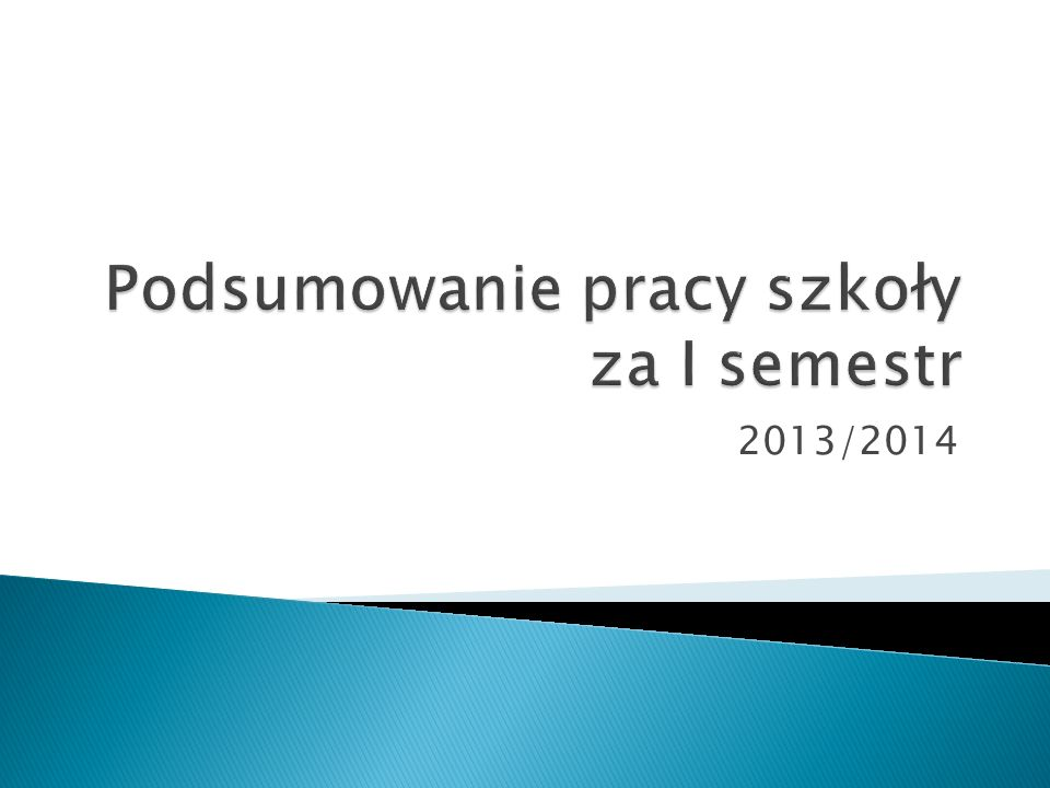 28 października 2013r. Zajęcia z edukacji teatralnej