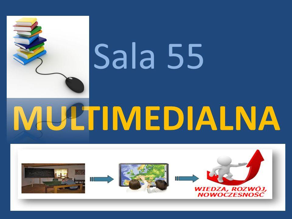 Sala 55 MULTIMEDIALNA