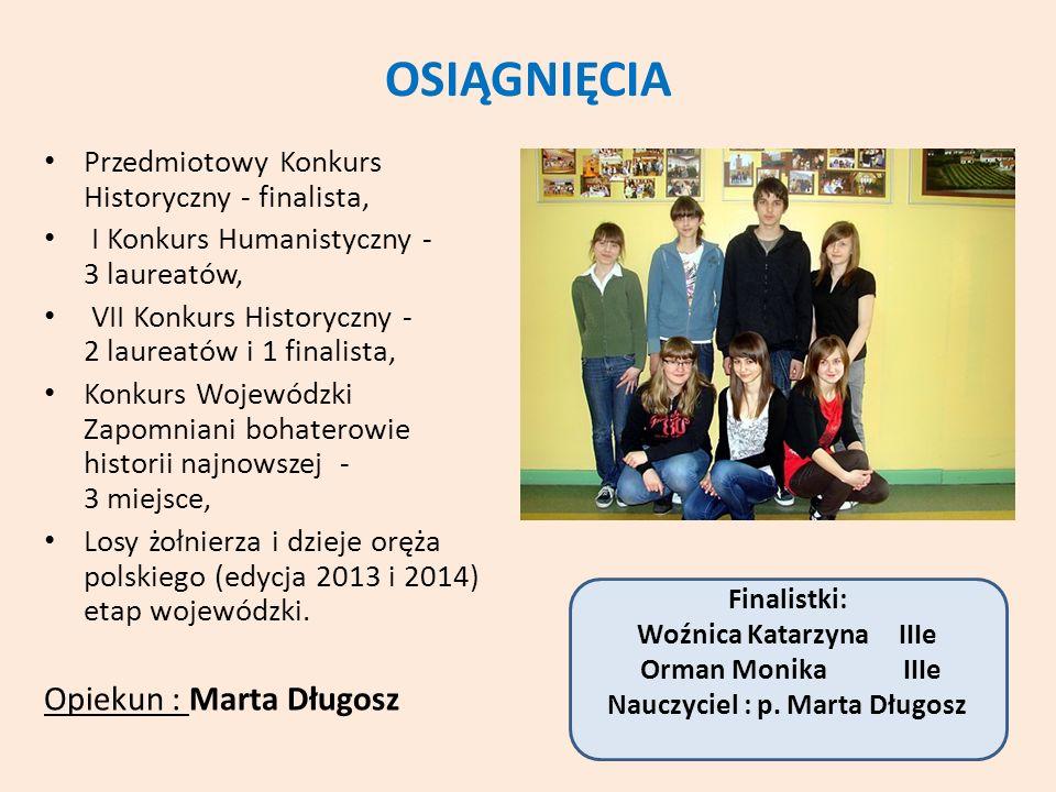 KOŁO TEATRALNE Członkowie kółka teatralnego przygotowują przedstawienia dla przedszkoli i uczniów gimnazjum.