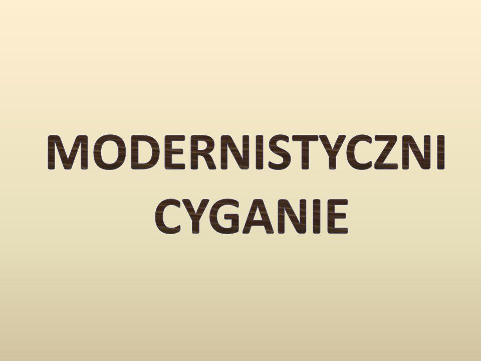 Cyganie i dandysi Młodopolscy artyści manifestowali swoją odmienność na różny sposób.