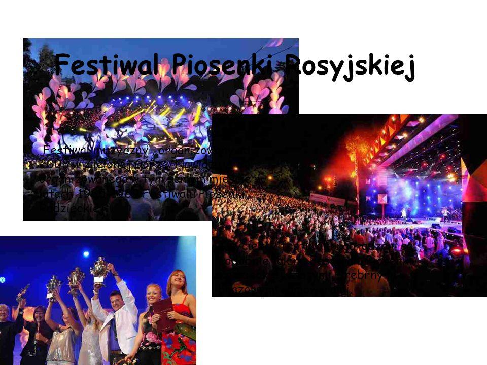 Coroczny międzynarodowy festiwal rockowy odbywający się od 2009 roku w Dniu Rosji (12 czerwca) na polach kkołchozu Krasnyj Pachar 20 km od centrum mia