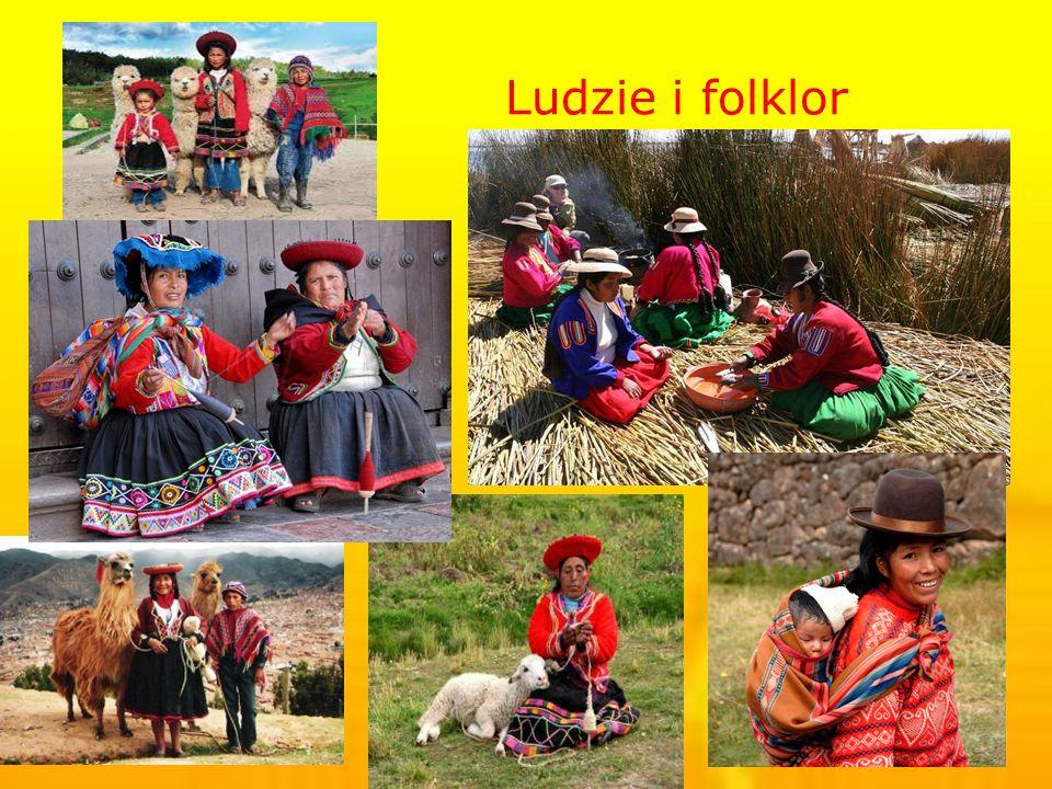 Ludzie i folklor